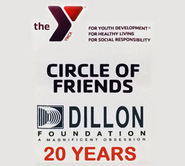 YMCA Recognizes 18 Years of Support